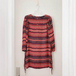 Zara Woman Fringe Dress